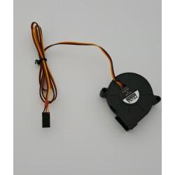 Radiální ventilátor 5015 5V